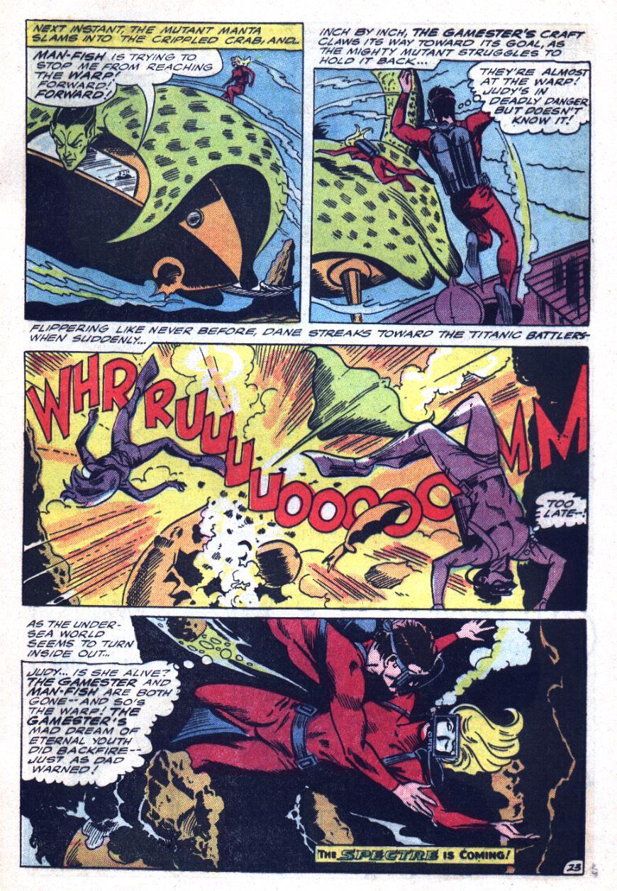 Read online Sea Devils comic -  Issue #26 - 34