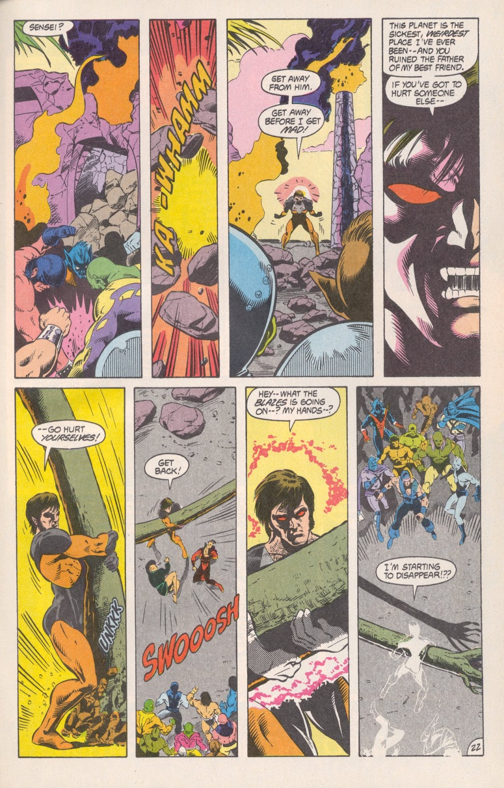 Tales of the Legion Issue #338 #25 - English 23
