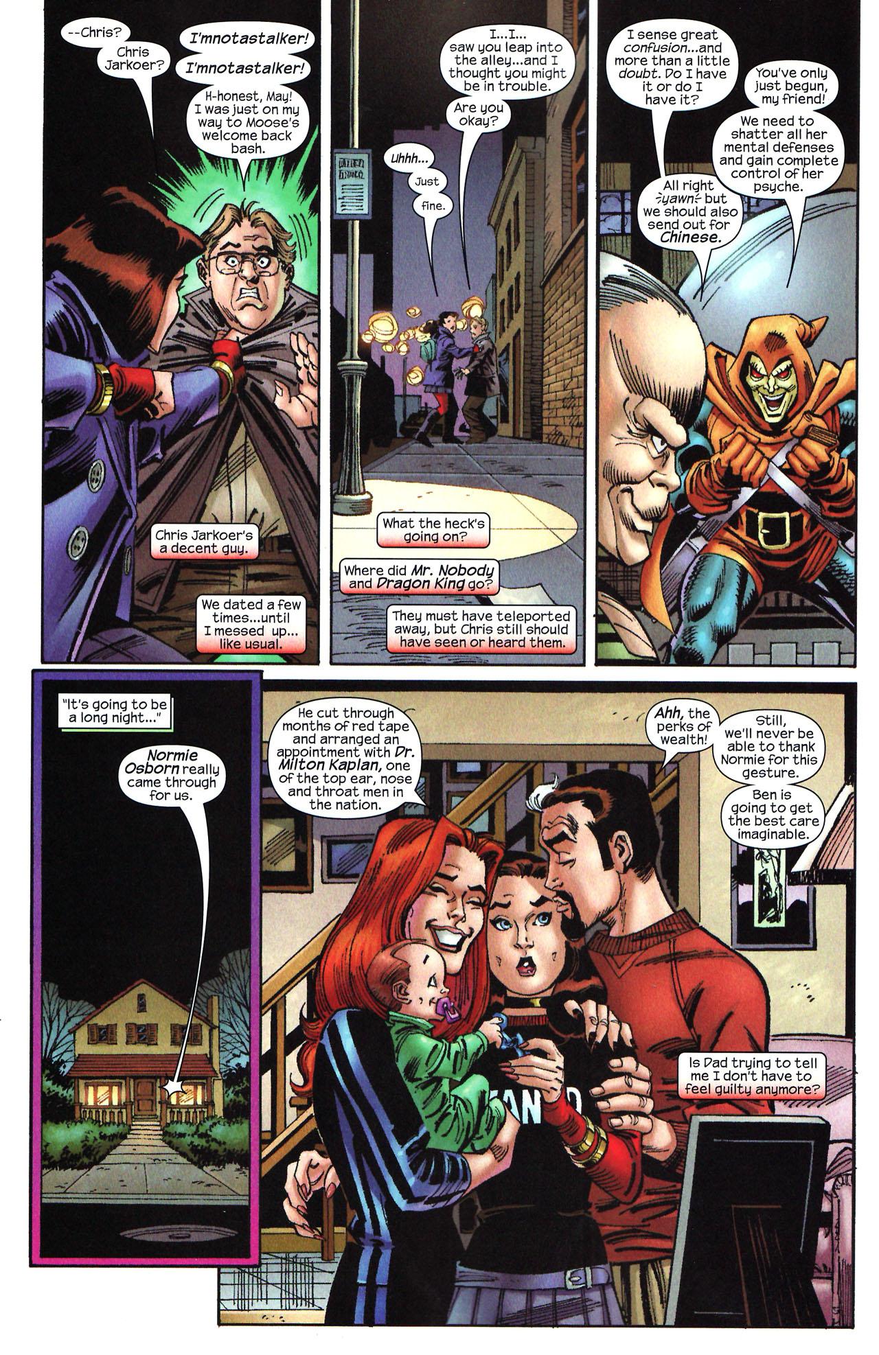 Amazing Spider-Girl #15 #16 - English 12