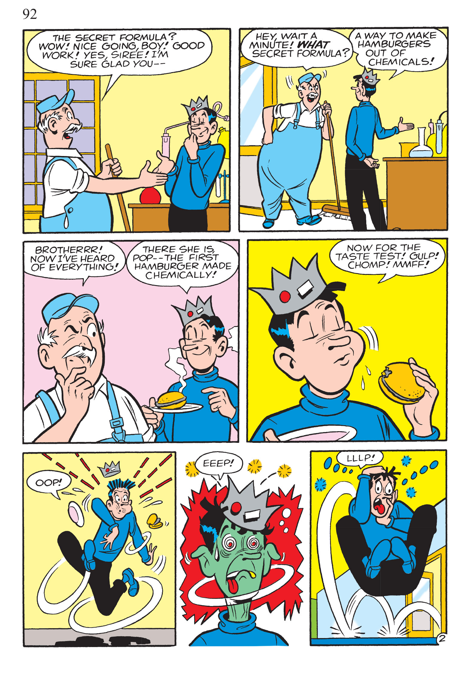 Read online The Best of Archie Comics comic -  Issue # TPB 2 (Part 1) - 94