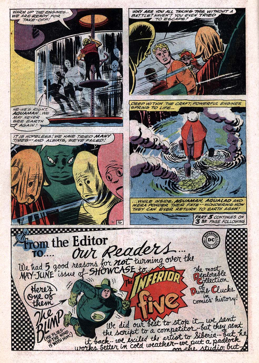 Aquaman (1962) Issue #27 #27 - English 22