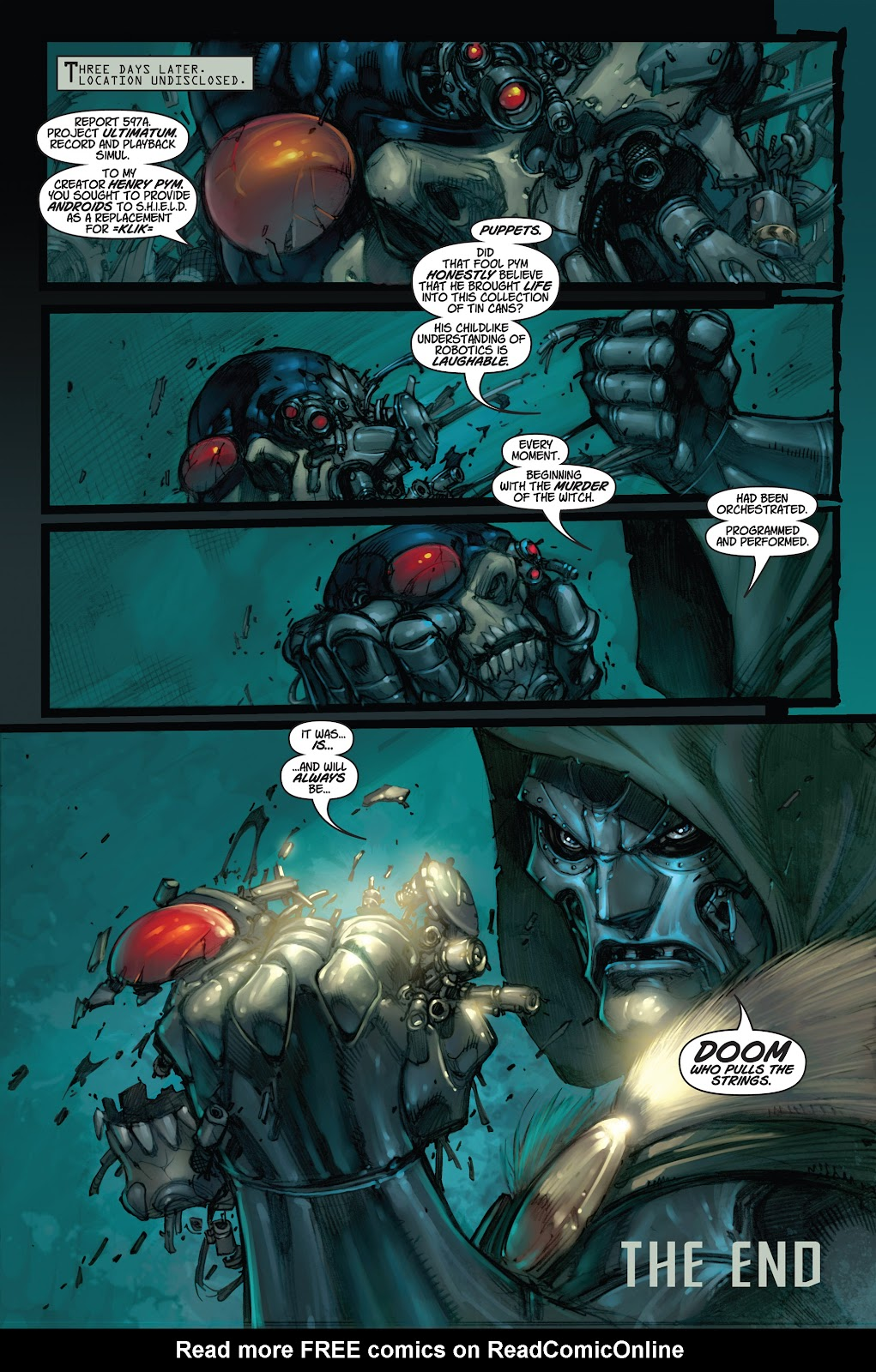 Ultimates 3 Issue #5 #5 - English 24