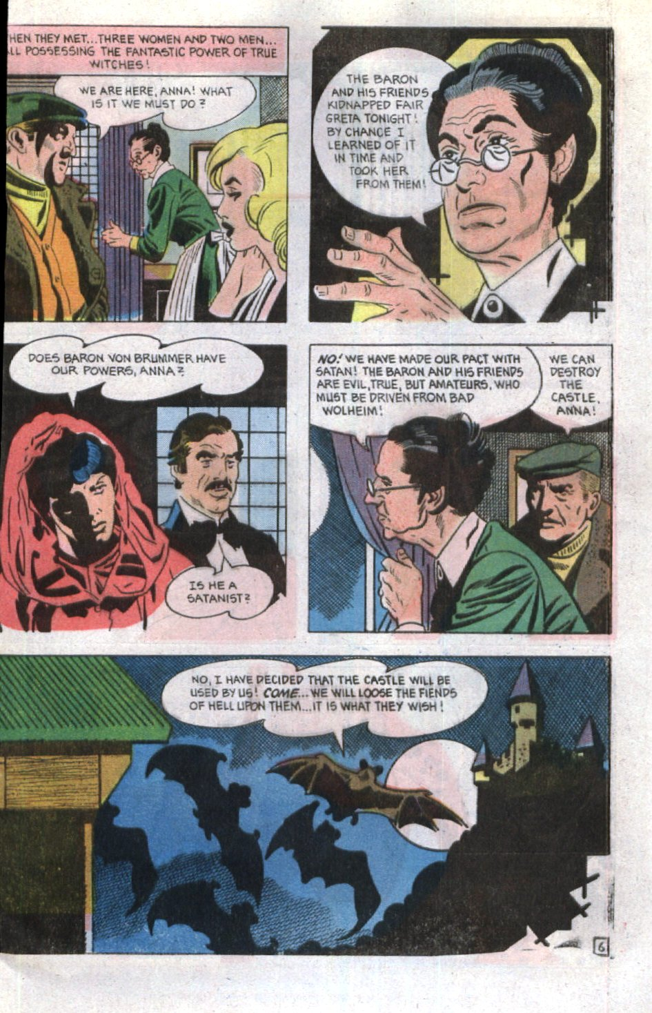Read online Scary Tales comic -  Issue #26 - 9