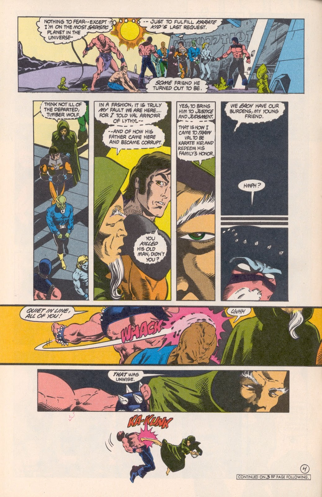 Tales of the Legion Issue #338 #25 - English 5
