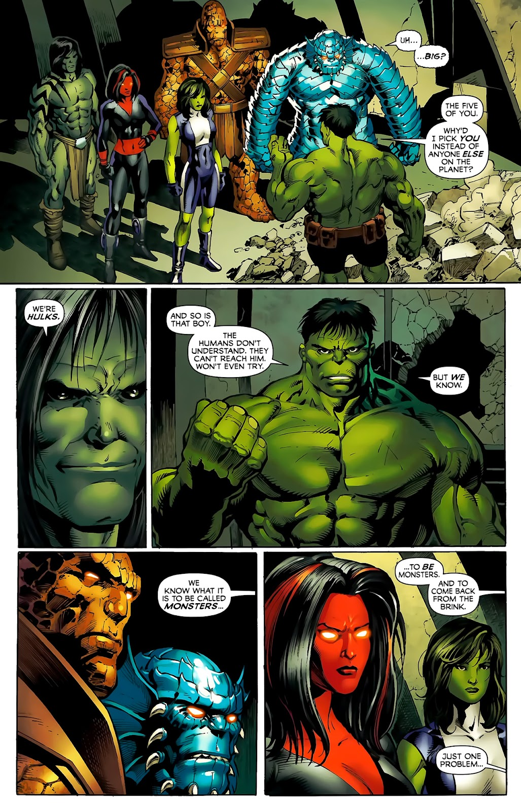 Incredible Hulks (2010) Issue #615 #5 - English 5