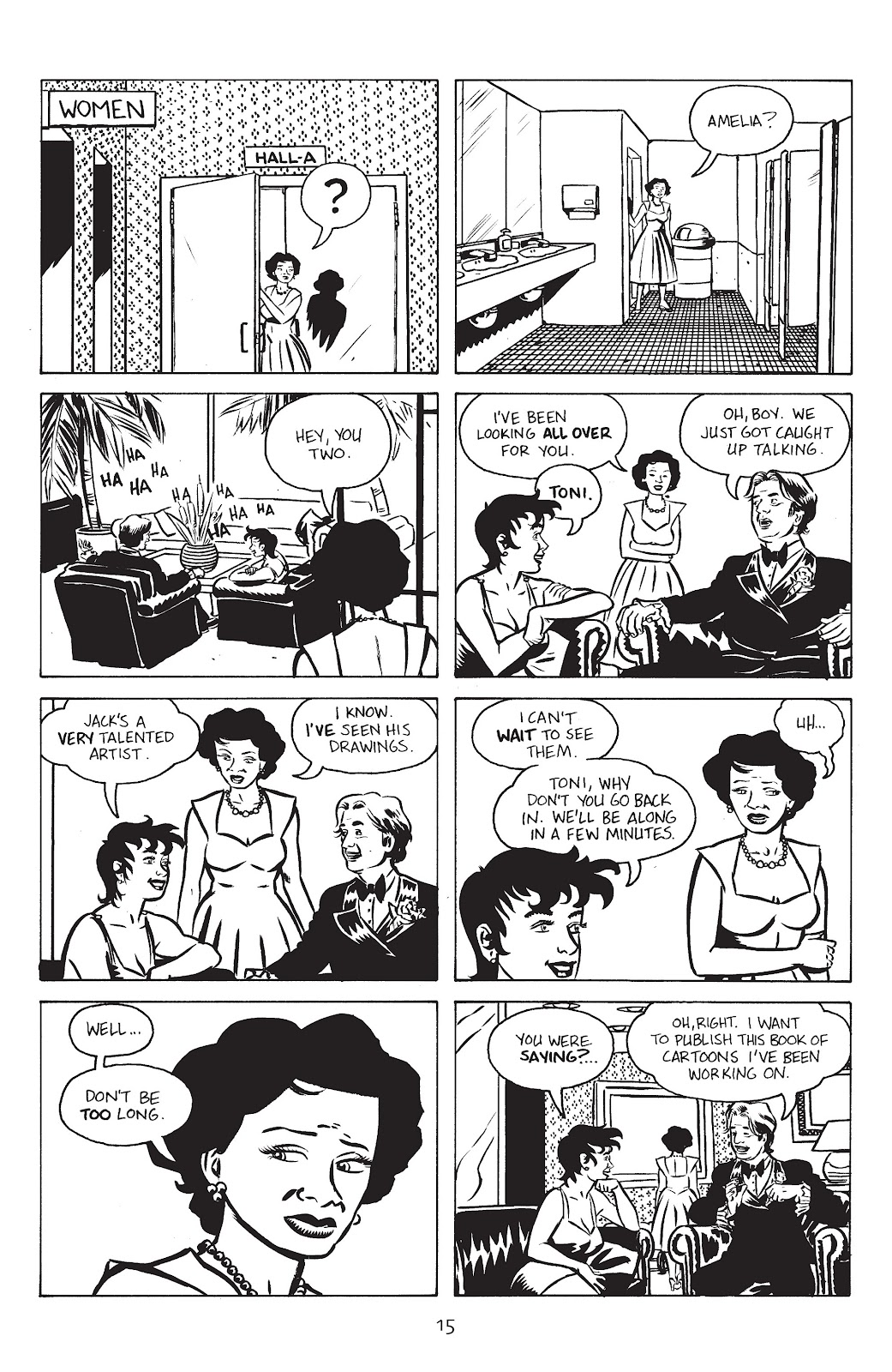 Stray Bullets Issue #19 #19 - English 17