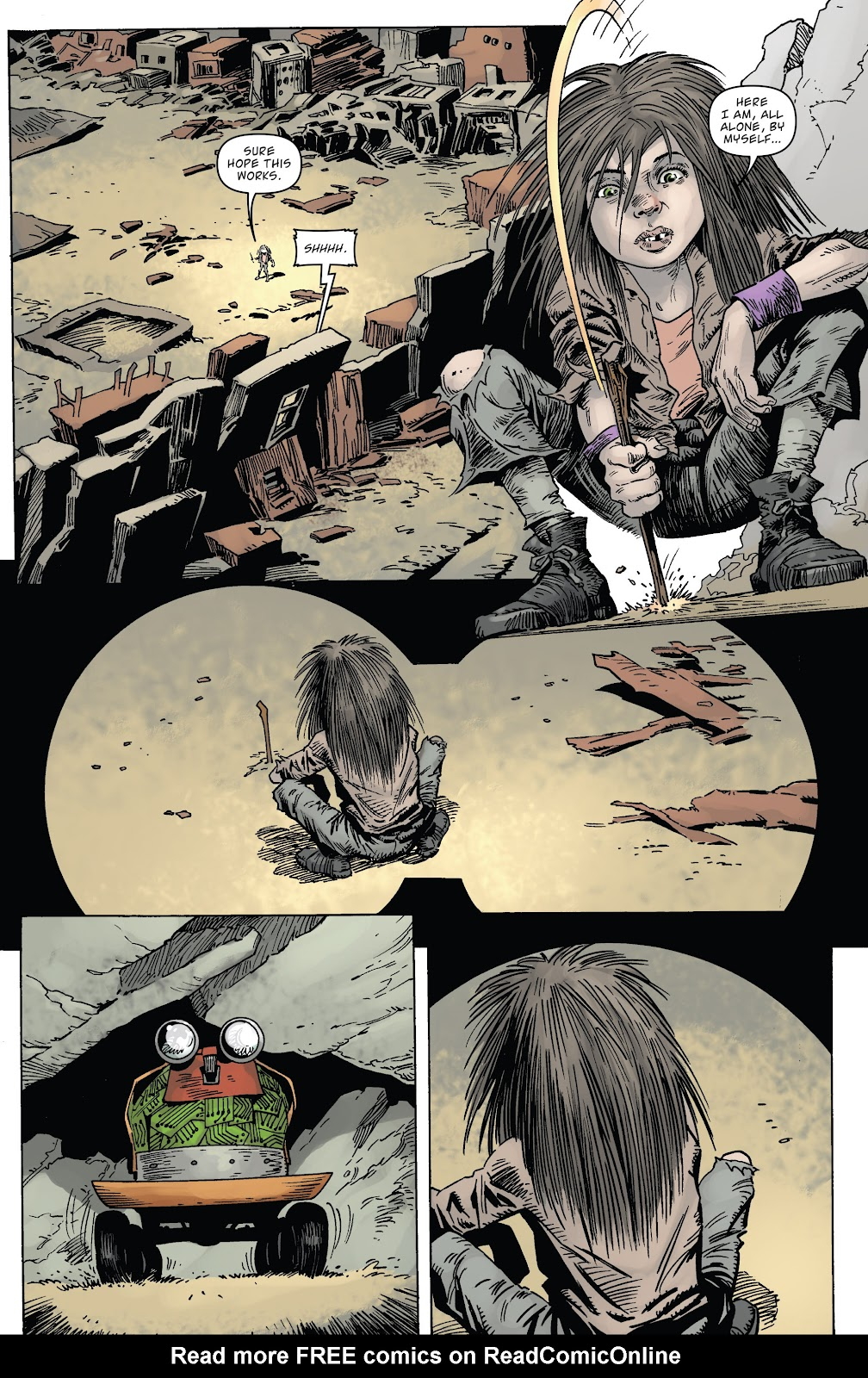 Zombies vs Robots (2015) Issue #6 Page 17