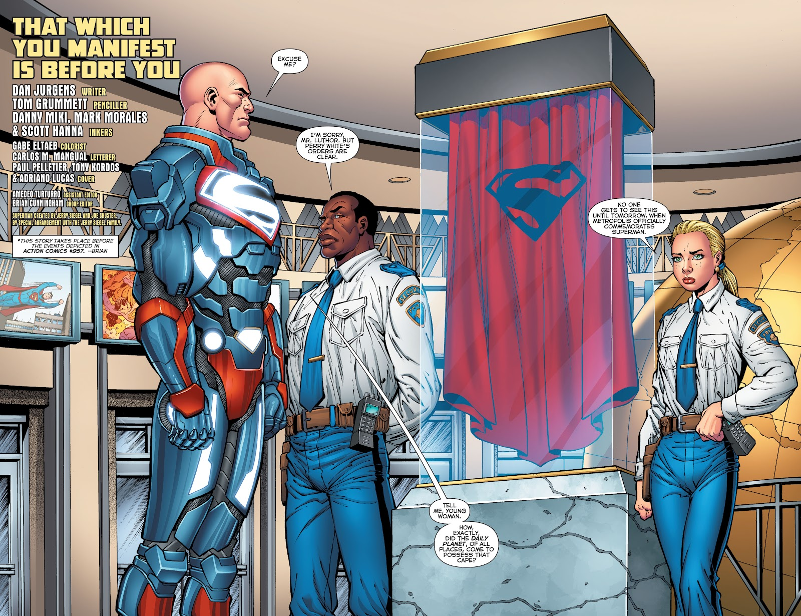 Justice League (2011) Issue #52 #62 - English 4