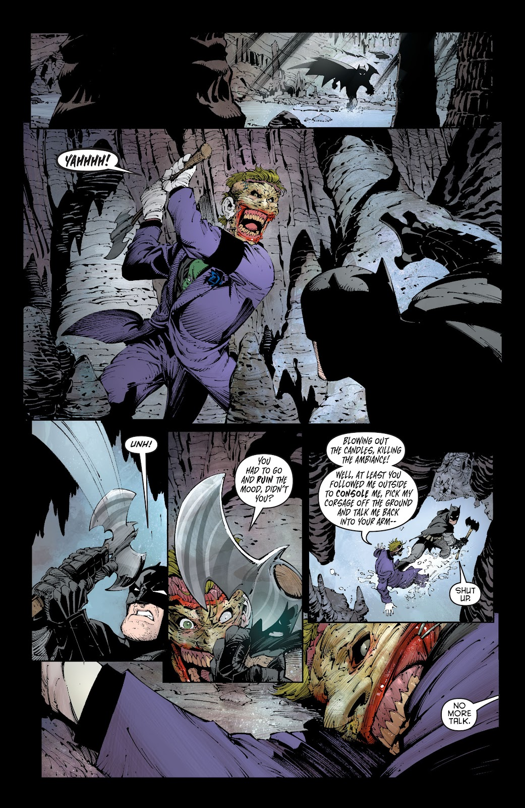 Batman (2011) Issue #17 #32 - English 16