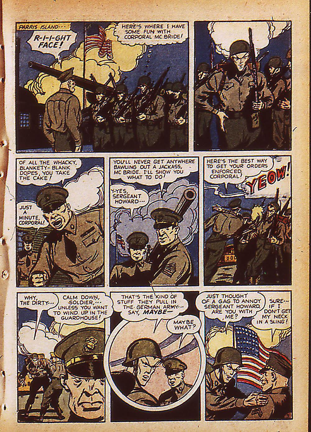 Sub-Mariner Comics Issue #8 #8 - English 10