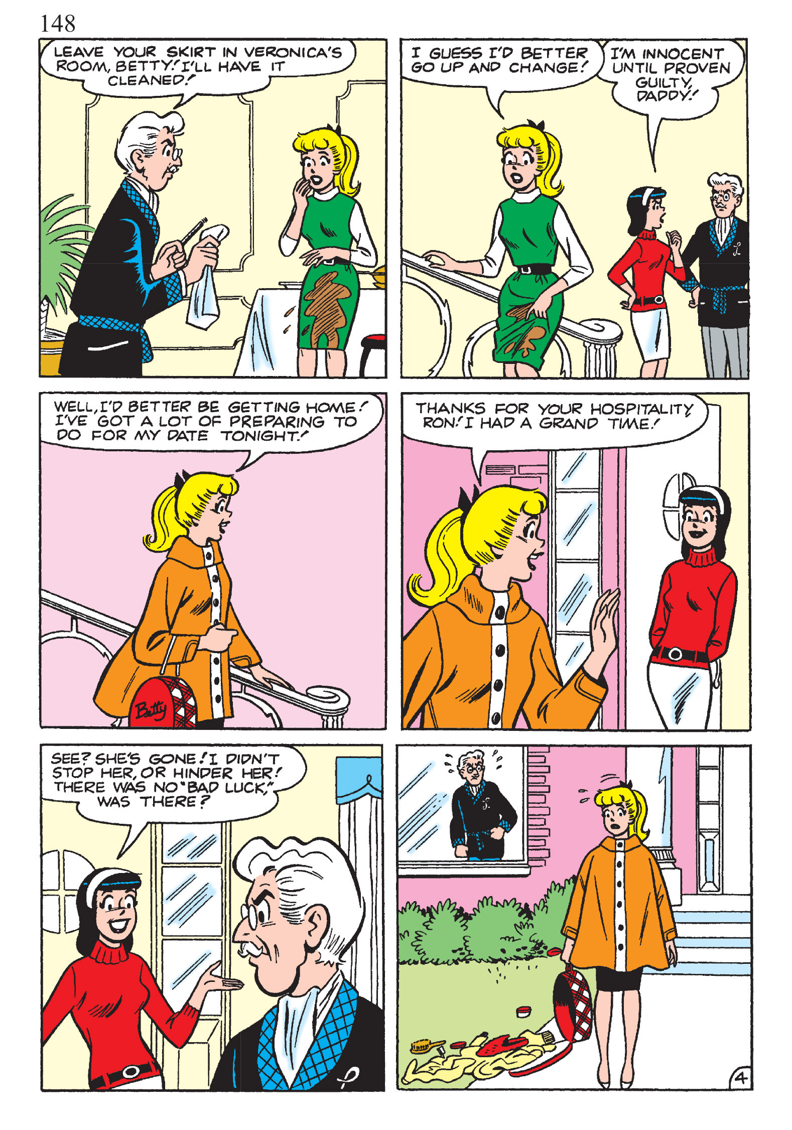 Read online The Best of Archie Comics comic -  Issue # TPB 1 (Part 1) - 145
