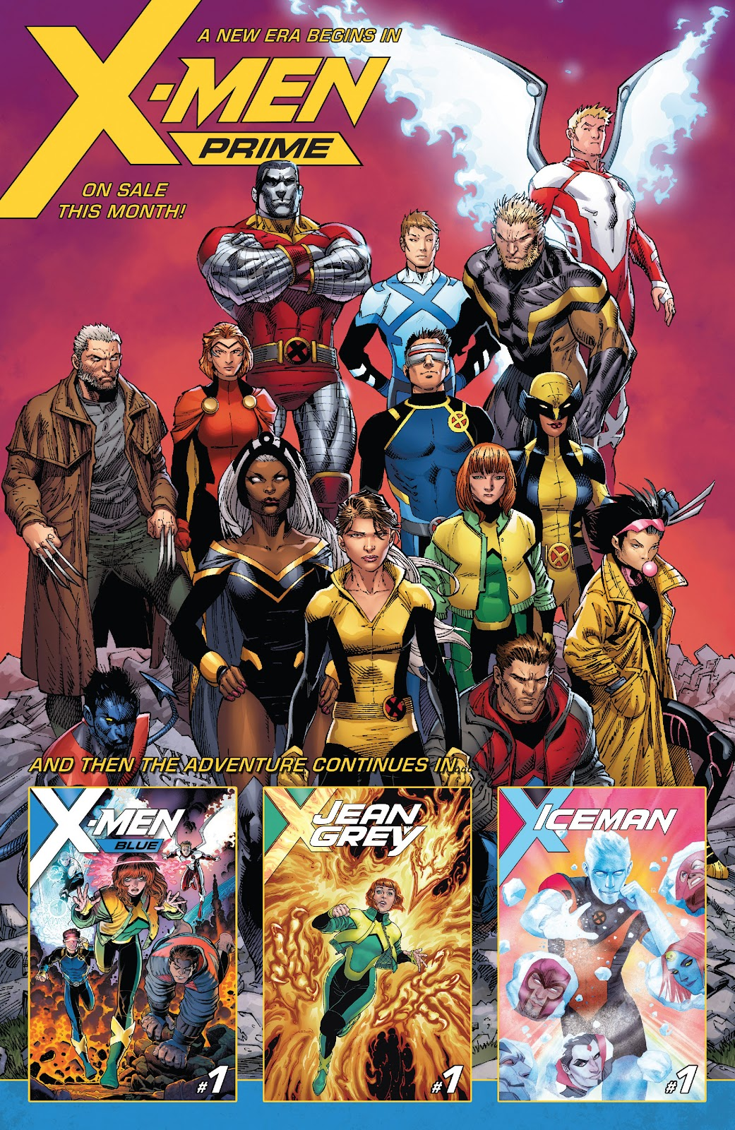 All-New X-Men (2016) Issue #19 #21 - English 23