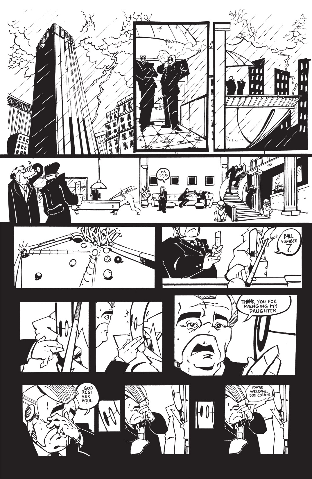 Read online Scud: The Disposable Assassin: The Whole Shebang comic -  Issue # TPB (Part 1) - 113