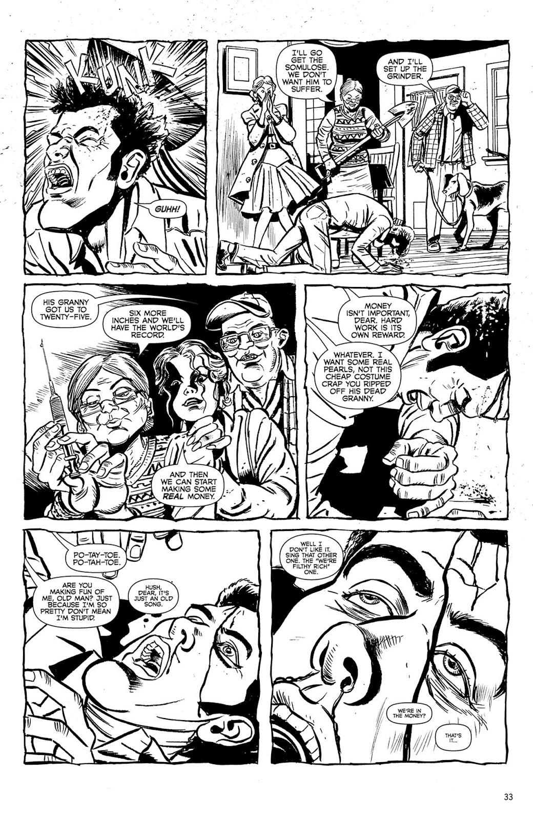 Creepy (2009) Issue #5 #5 - English 35