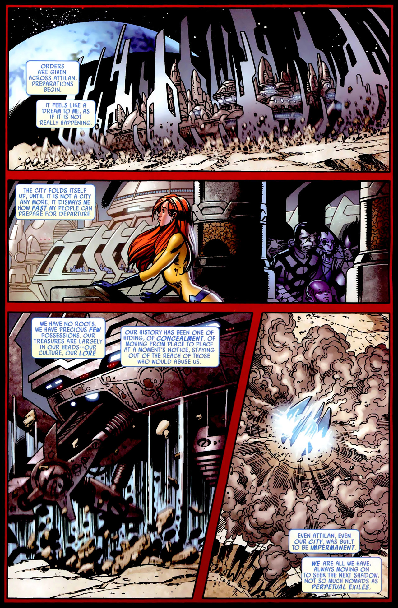 Read online Secret Invasion: War of Kings comic -  Issue # Full - 14