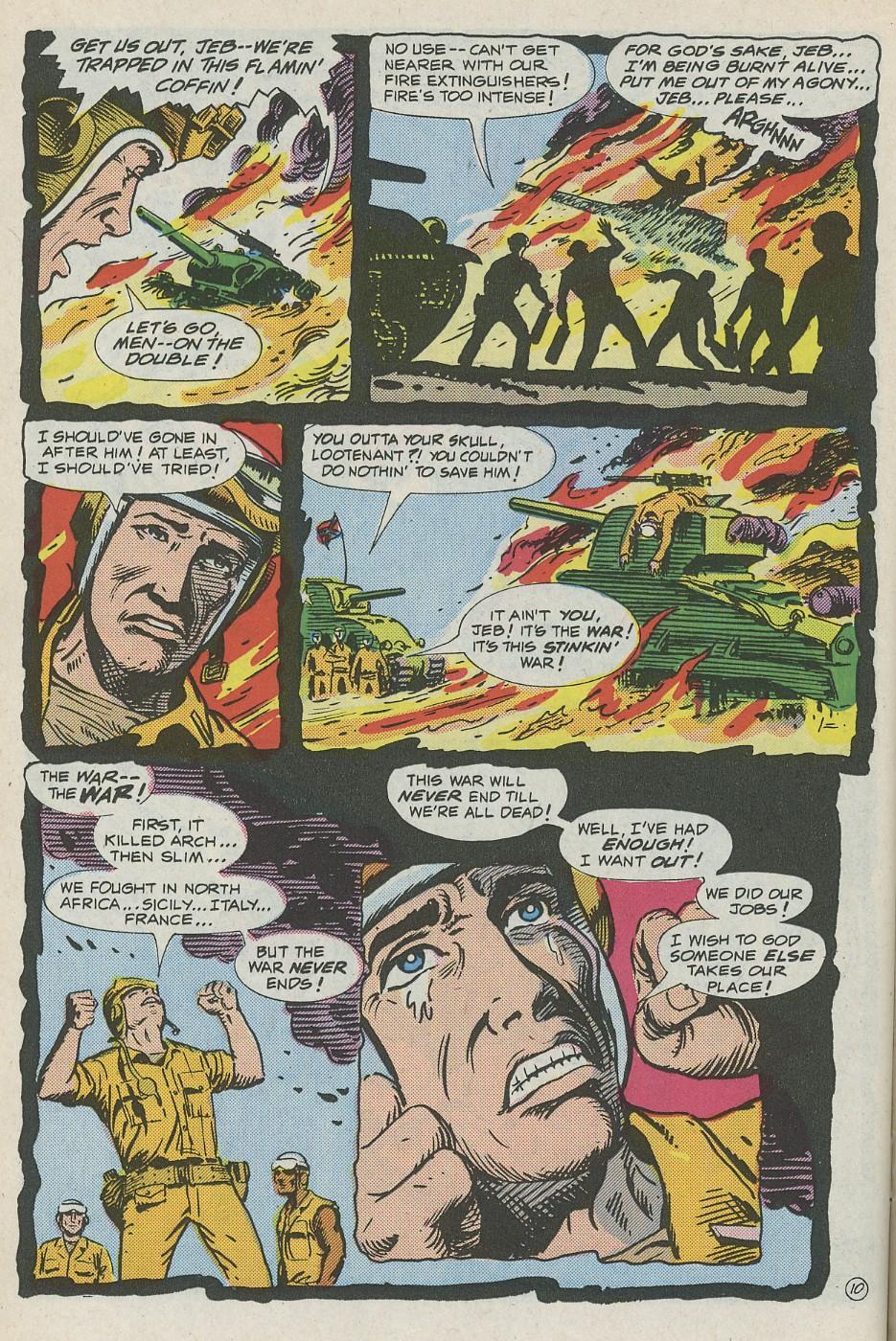 G.I. Combat (1952) Issue #288 #288 - English 15
