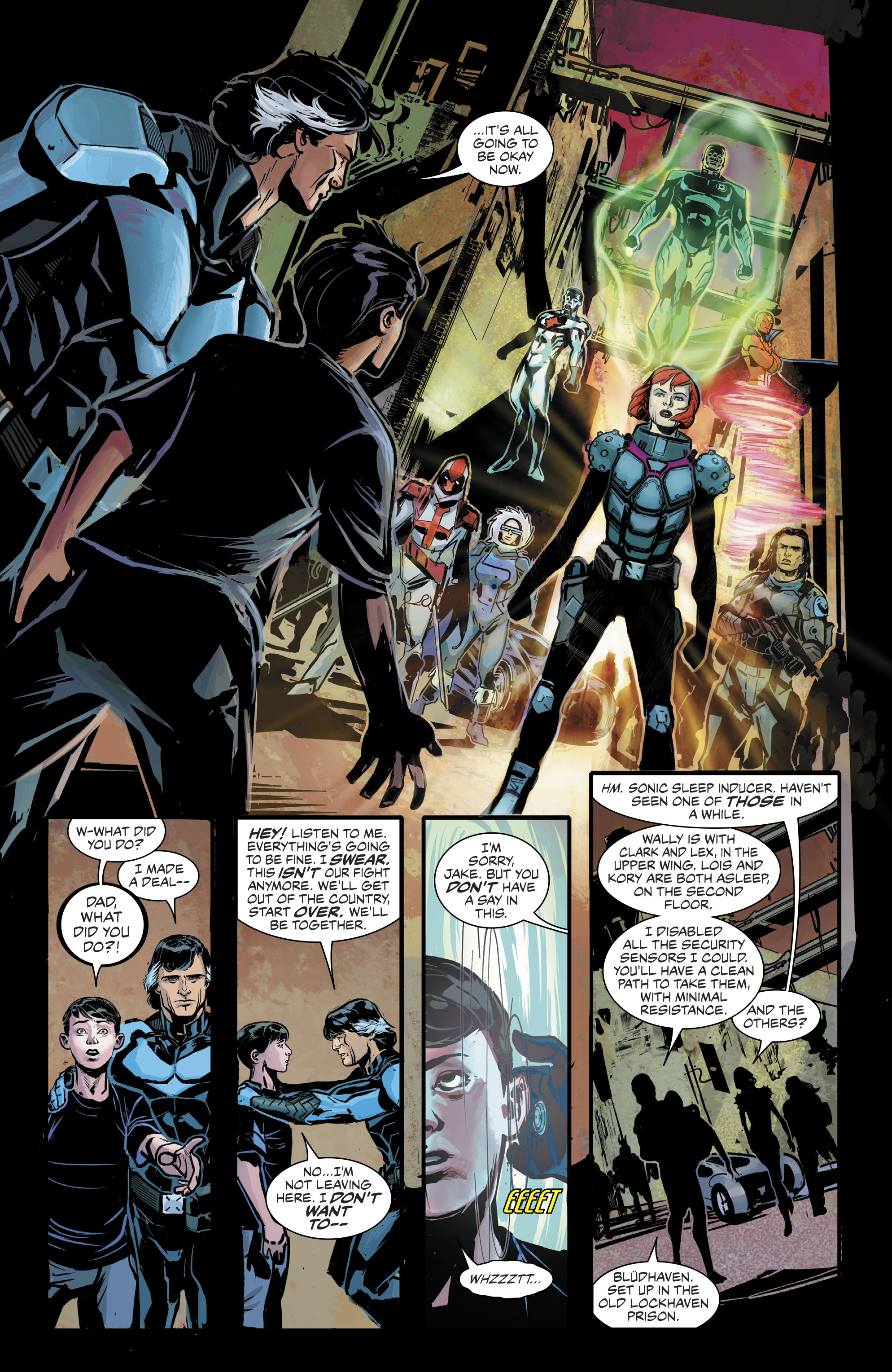 Nightwing: The New Order chap 6 pic 6