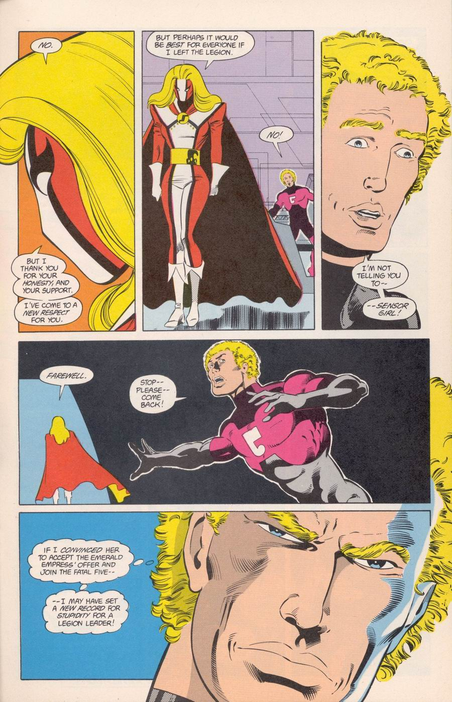 Tales of the Legion Issue #349 #36 - English 22