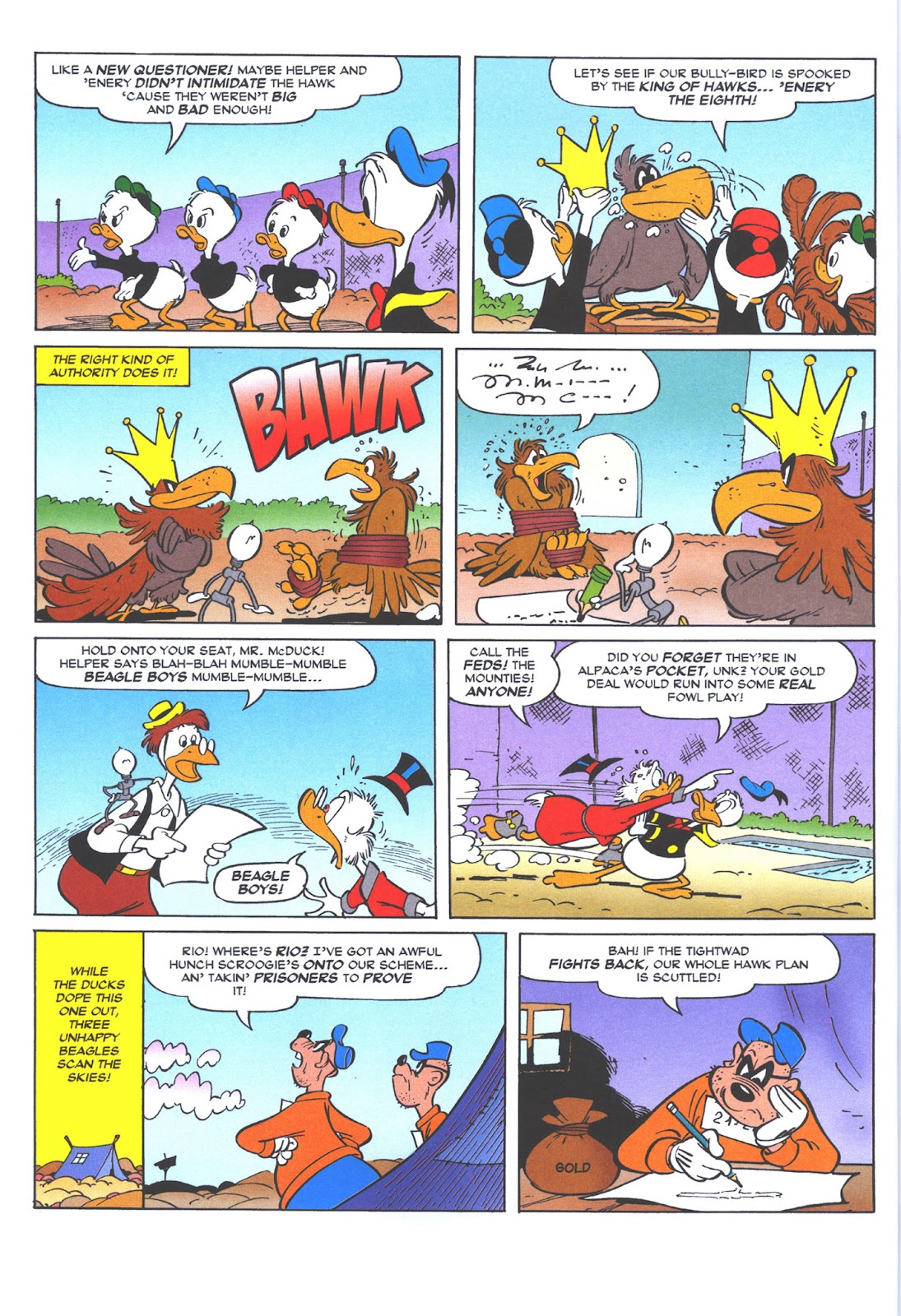Uncle Scrooge (1953) Issue #376 #376 - English 18
