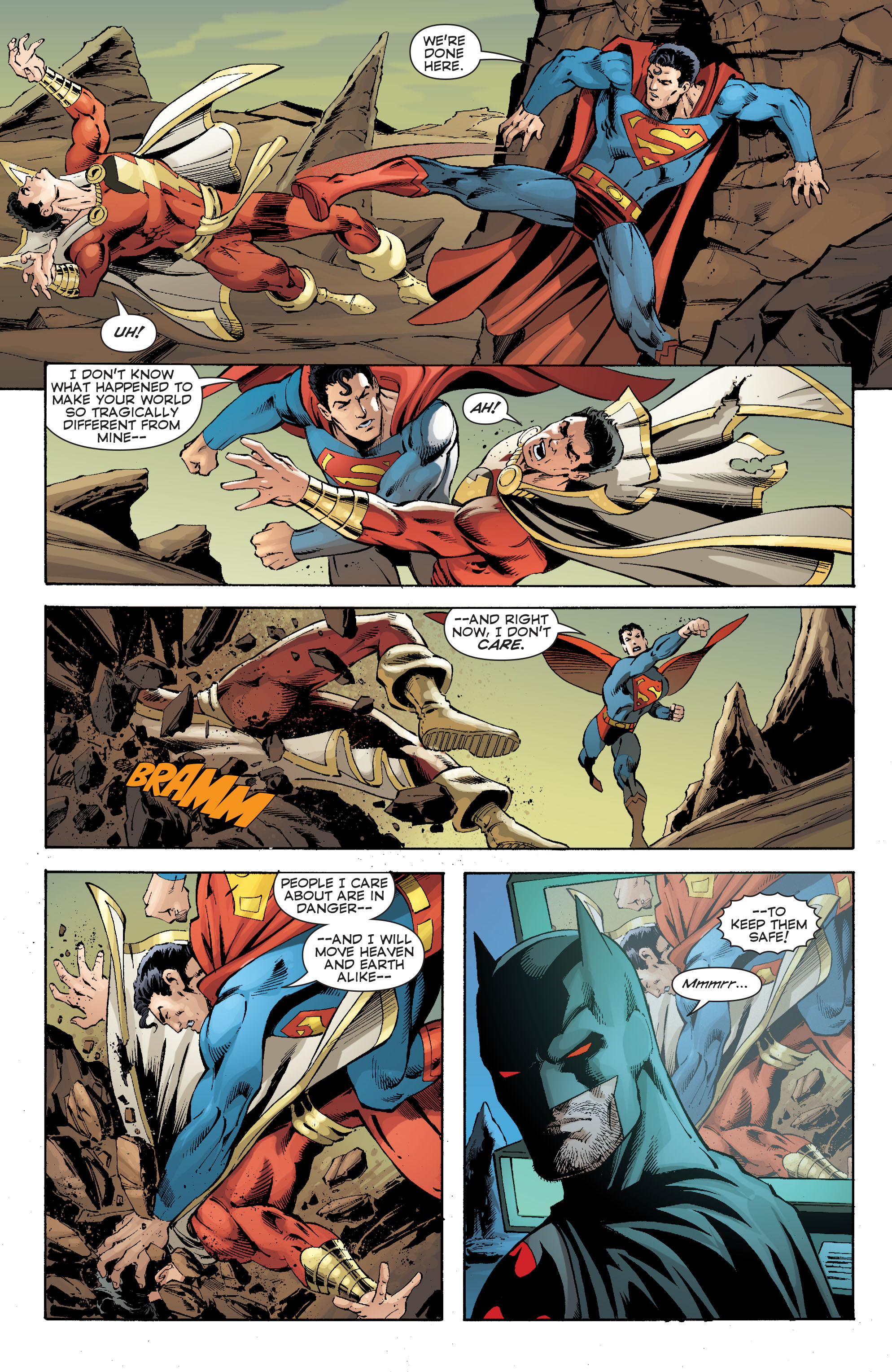Read online Convergence Superman comic -  Issue #2 - 9