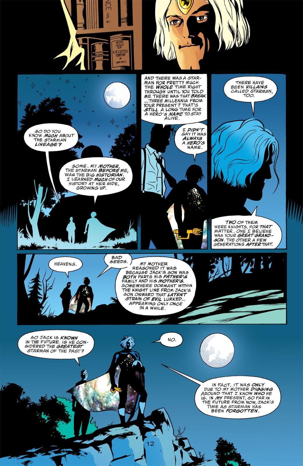 Starman (1994) Issue #1000000 #83 - English 12