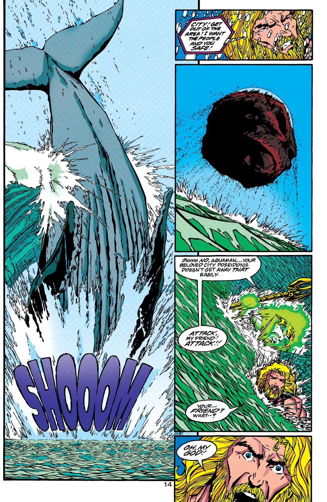 Aquaman (1994) Issue #45 #51 - English 15