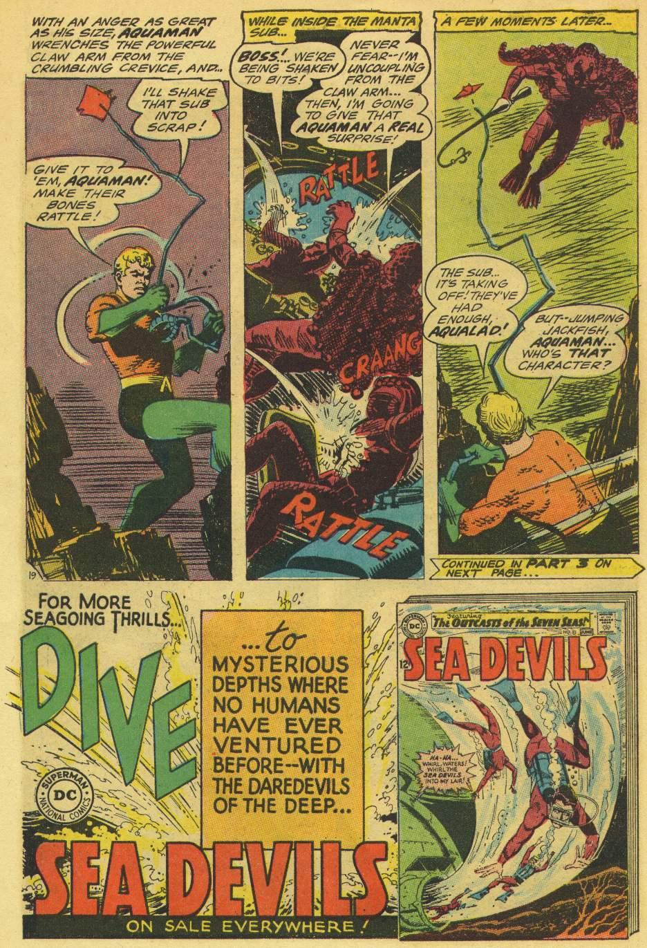 Aquaman (1962) Issue #21 #21 - English 26