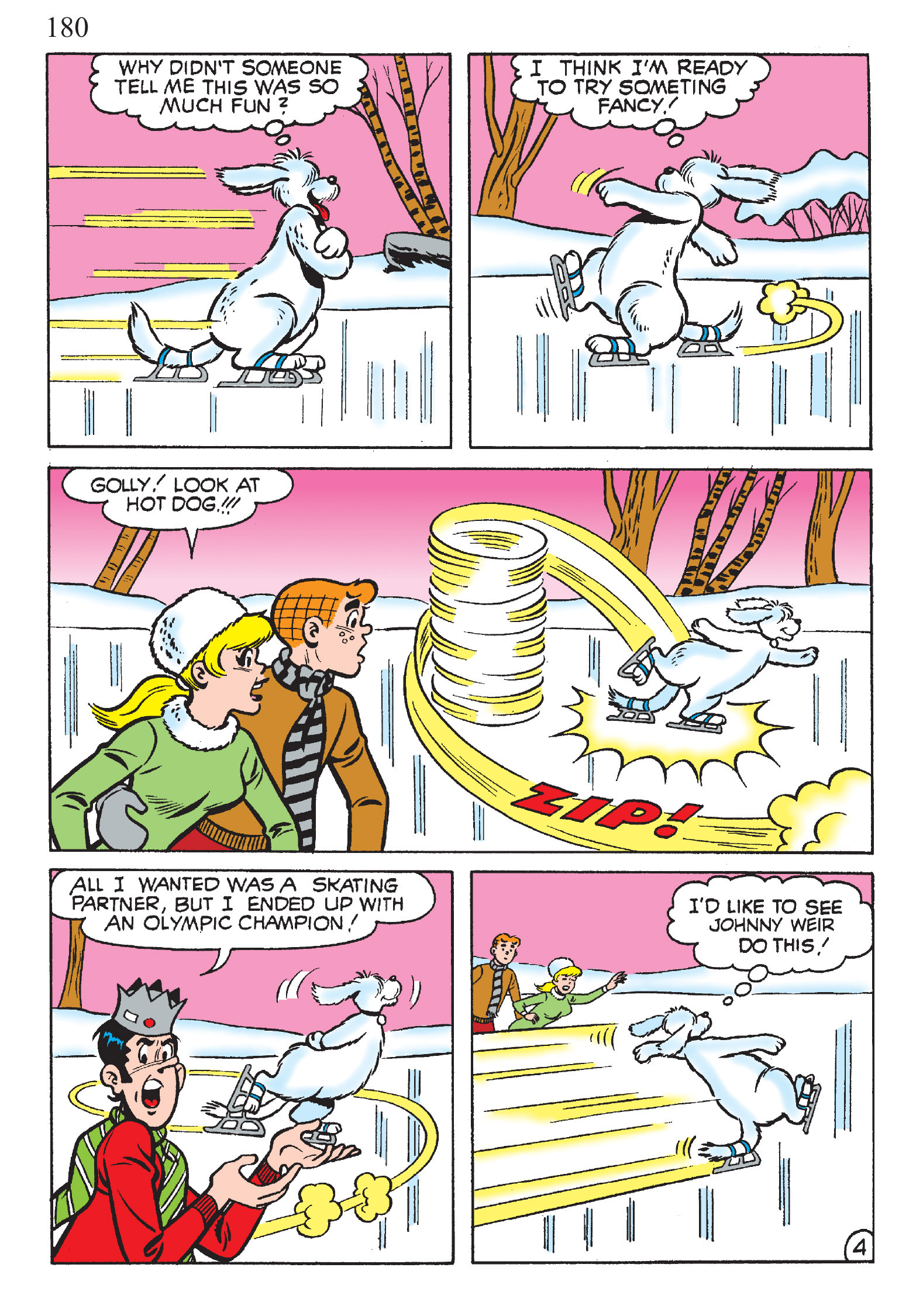 Read online The Best of Archie Comics comic -  Issue # TPB 1 (Part 1) - 176