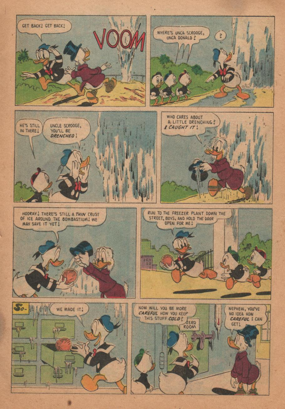 Uncle Scrooge (1953) Issue #17 #17 - English 9