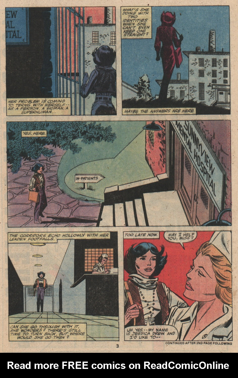 Spider-Woman (1978) #19 #32 - English 4