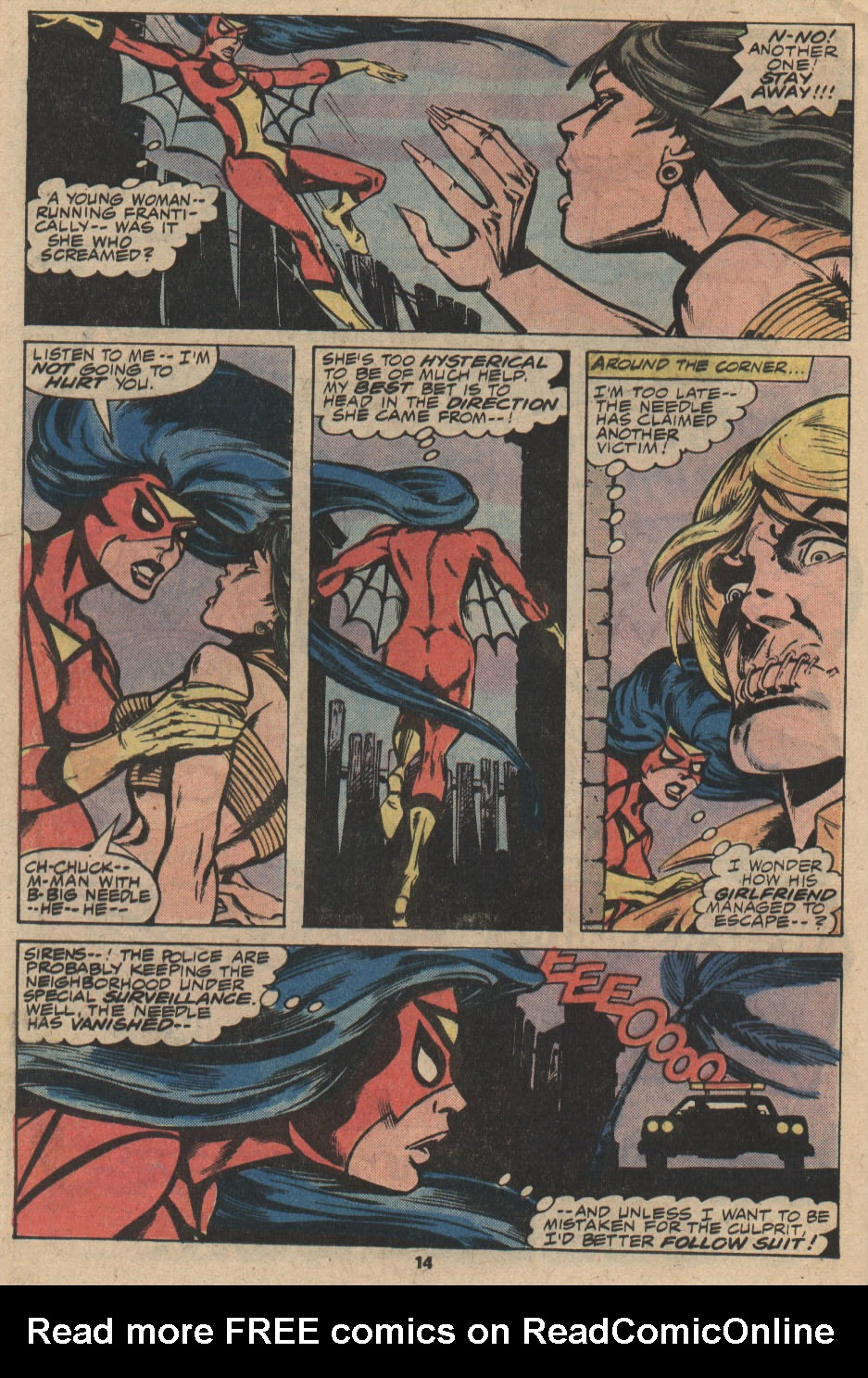 Spider-Woman (1978) Issue #9 #9 - English 10