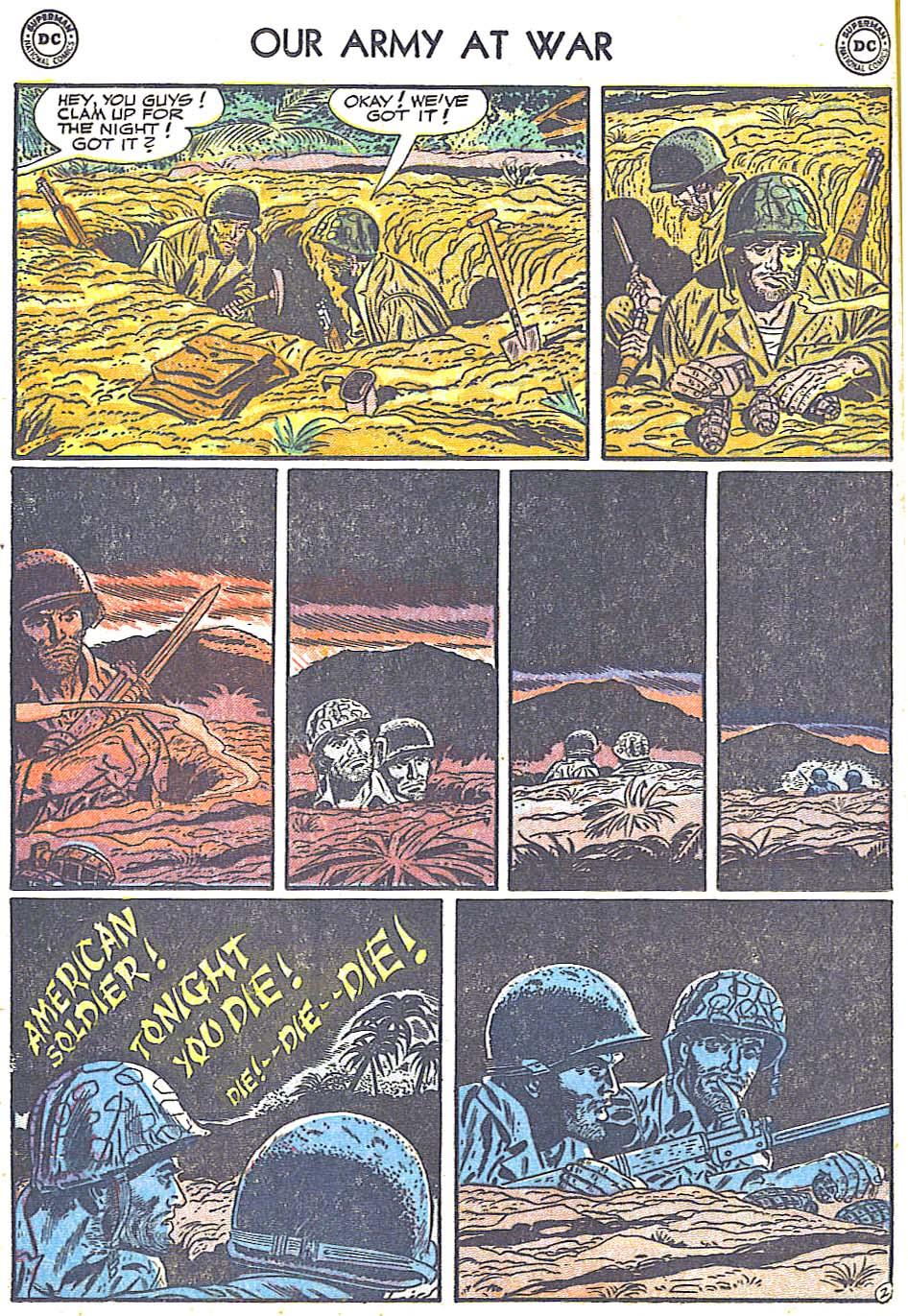 at War (1952) Issue #248 #301 - English 12