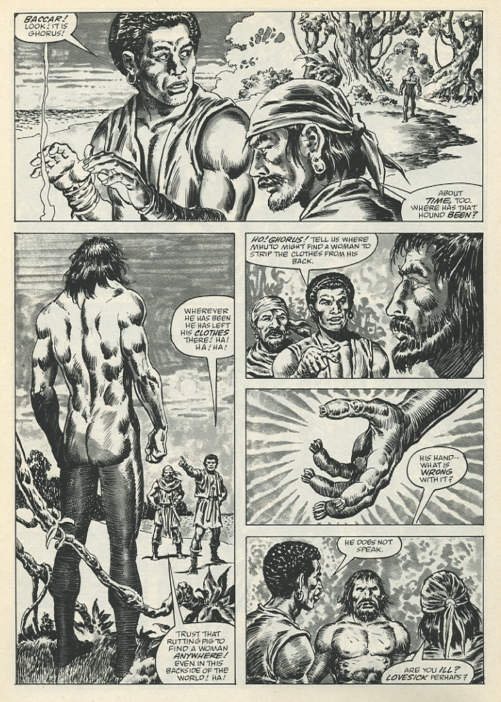The Savage Sword Of Conan Issue #139 #140 - English 36
