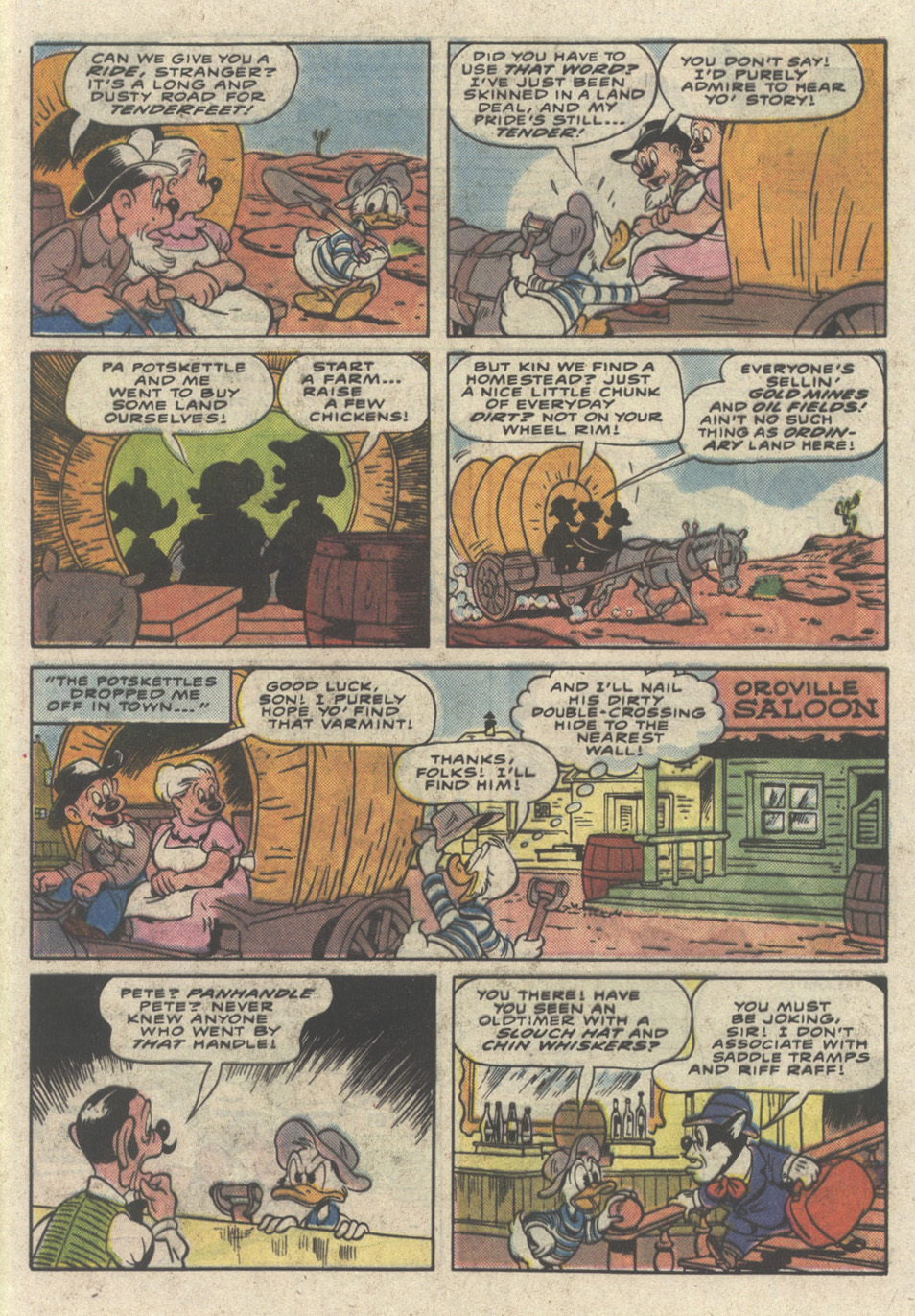 Uncle Scrooge (1953) Issue #232 #232 - English 29