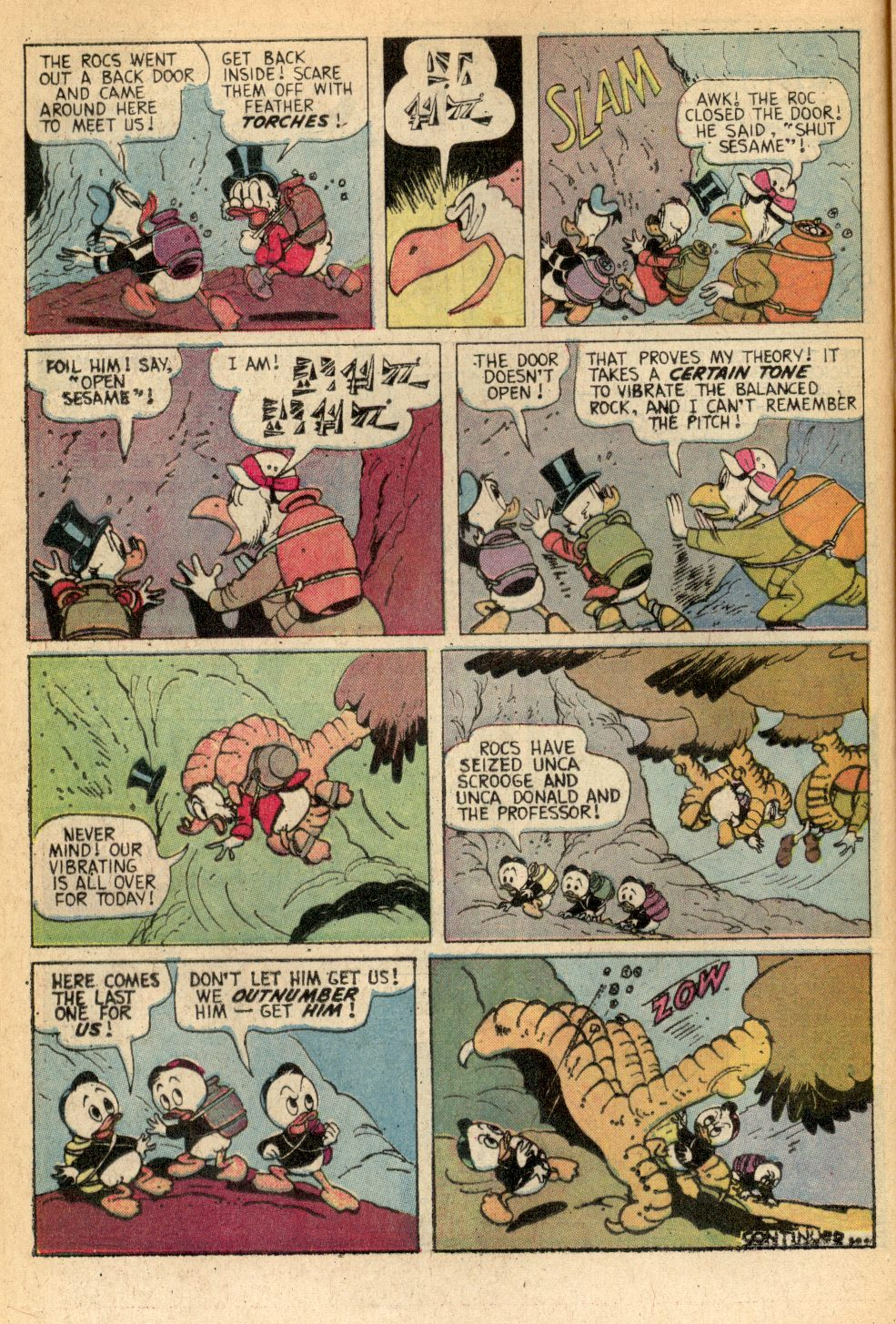 Uncle Scrooge (1953) Issue #90 #90 - English 16