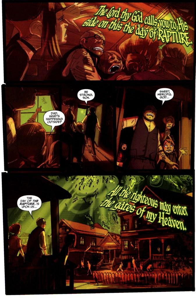 Strange Girl Issue #1 #2 - English 8