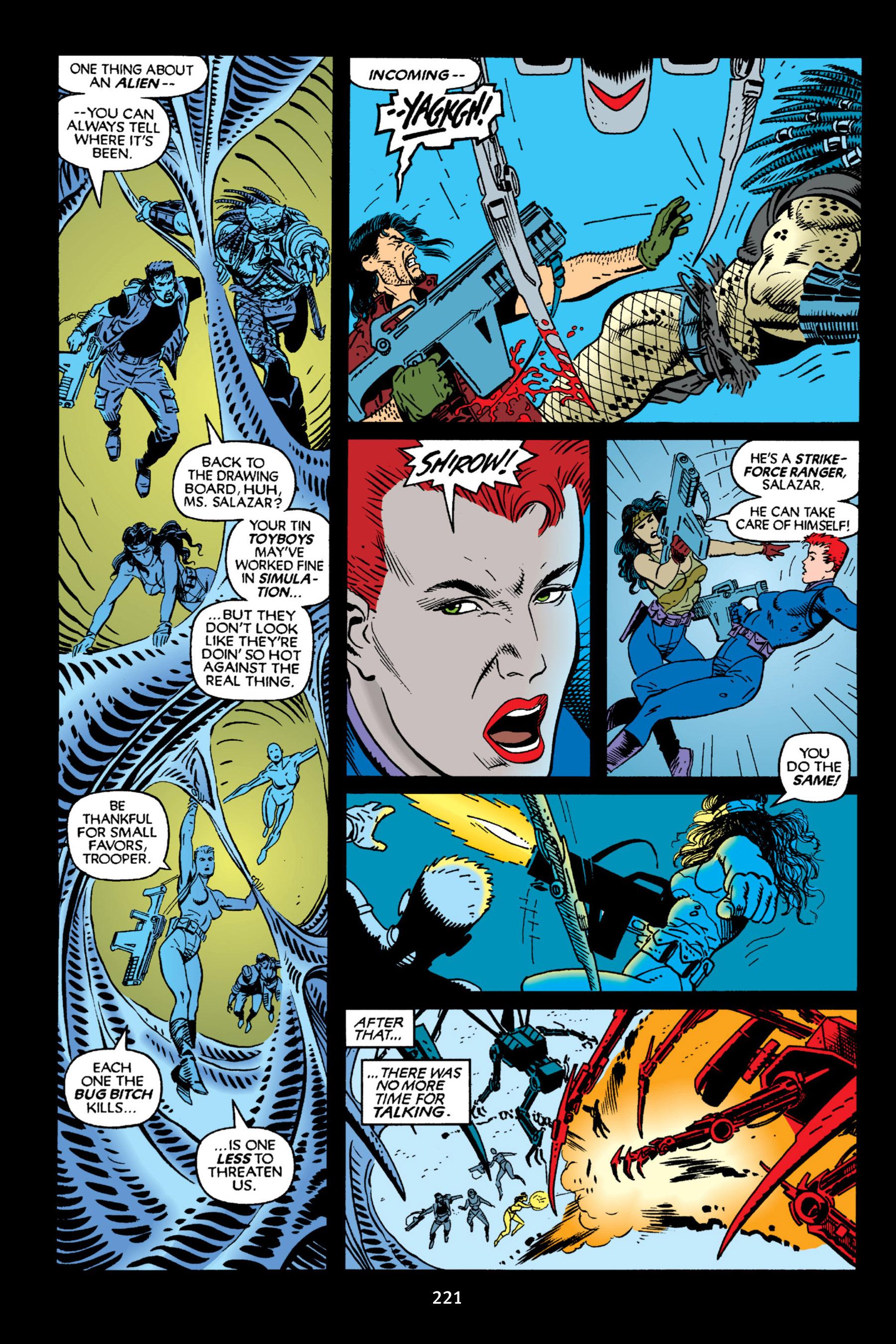 Aliens vs. Predator Omnibus _TPB_2_Part_2 Page 107
