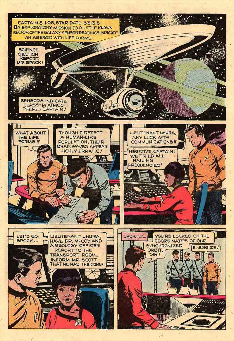 Star Trek (1967) #58 #58 - English 3