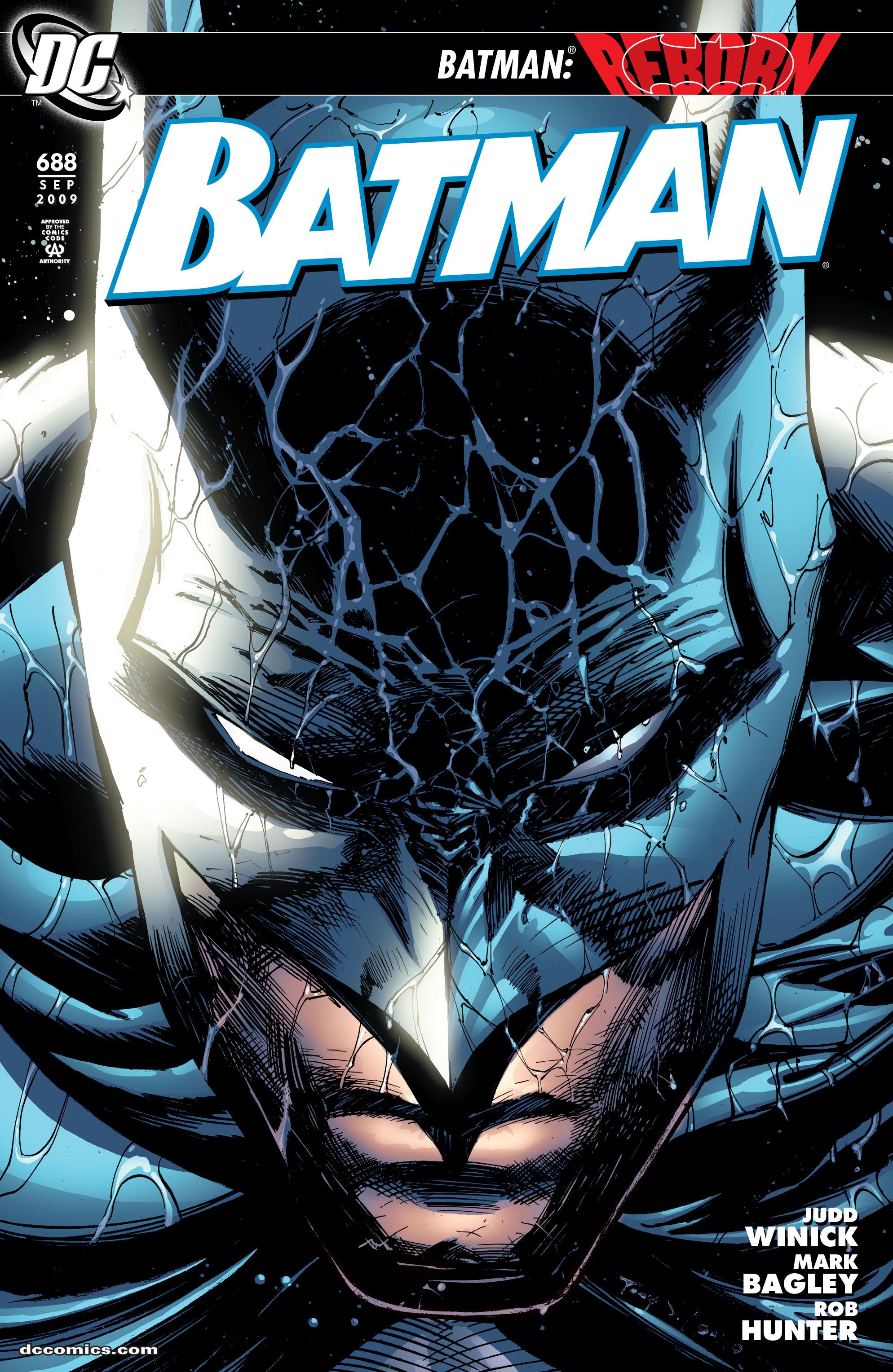 Batman (1940) 688 Page 1