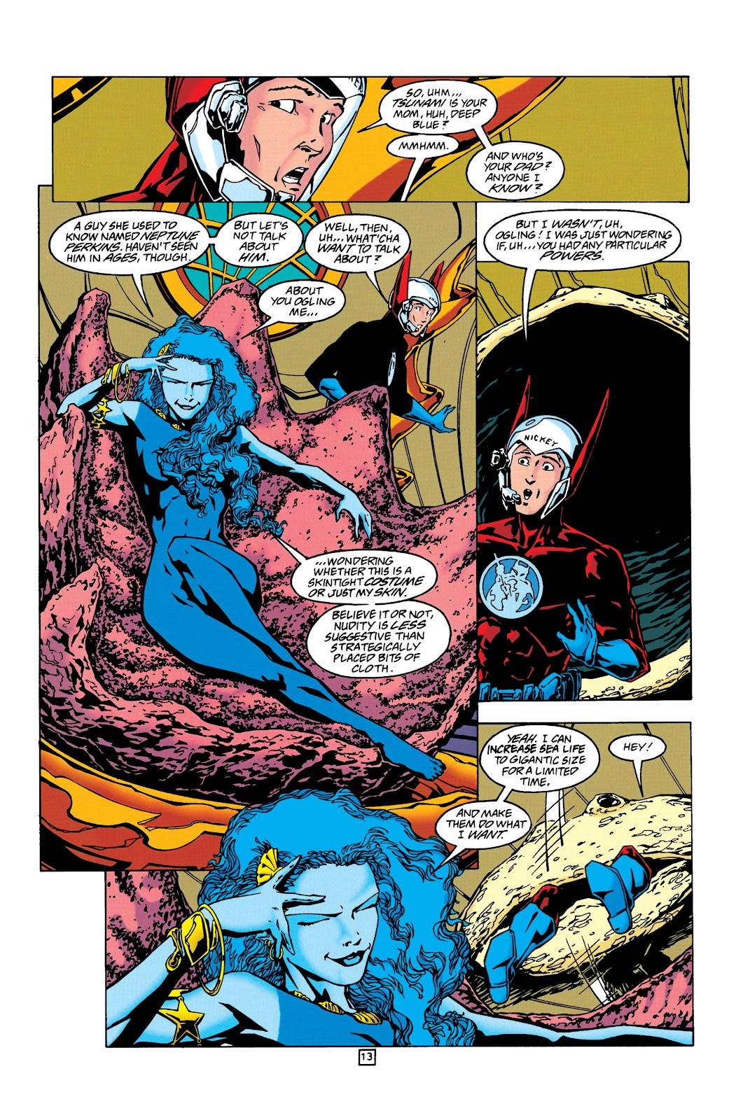 Aquaman (1994) Issue #24 #30 - English 14