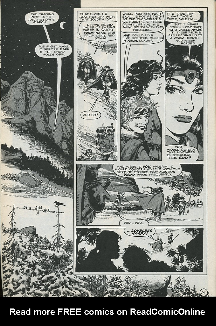 The Savage Sword Of Conan Issue #179 #180 - English 16