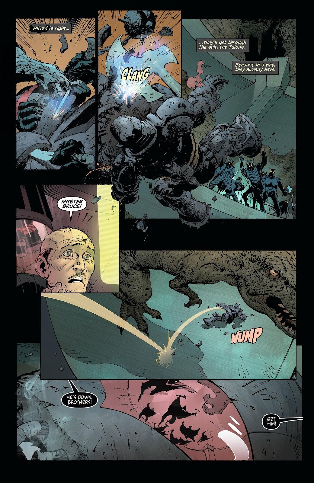 Batman (2011) Issue #9 #24 - English 9