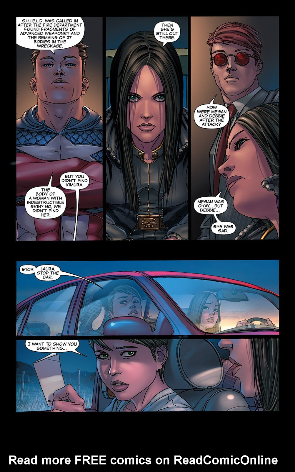X-23: Target X Issue #5 #5 - English 17