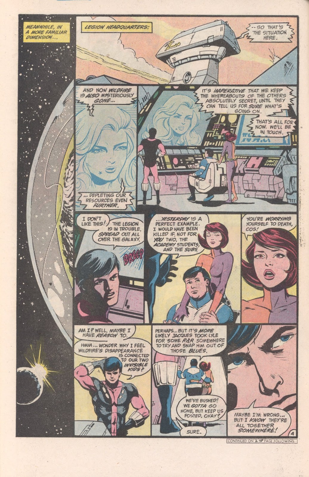 Tales of the Legion Issue #317 #4 - English 5