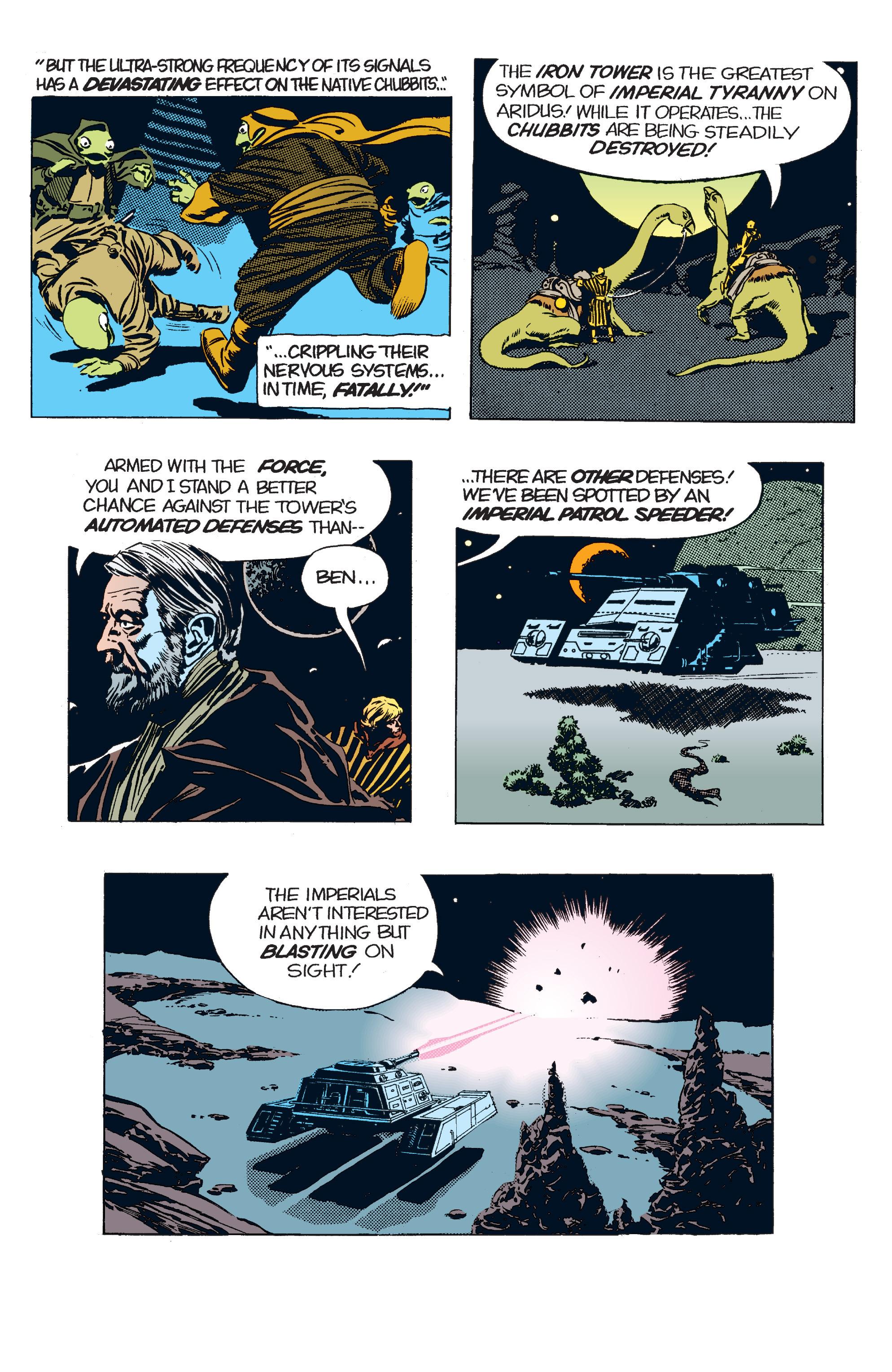 Classic Star Wars #10 #10 - English 25