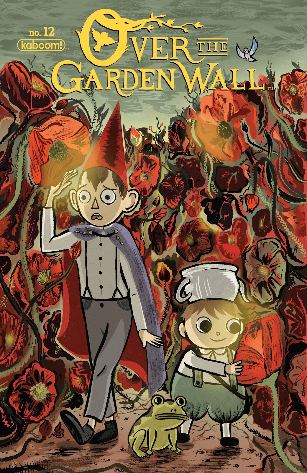 Over the Garden Wall (2016) Issue #12 #12 - English 1