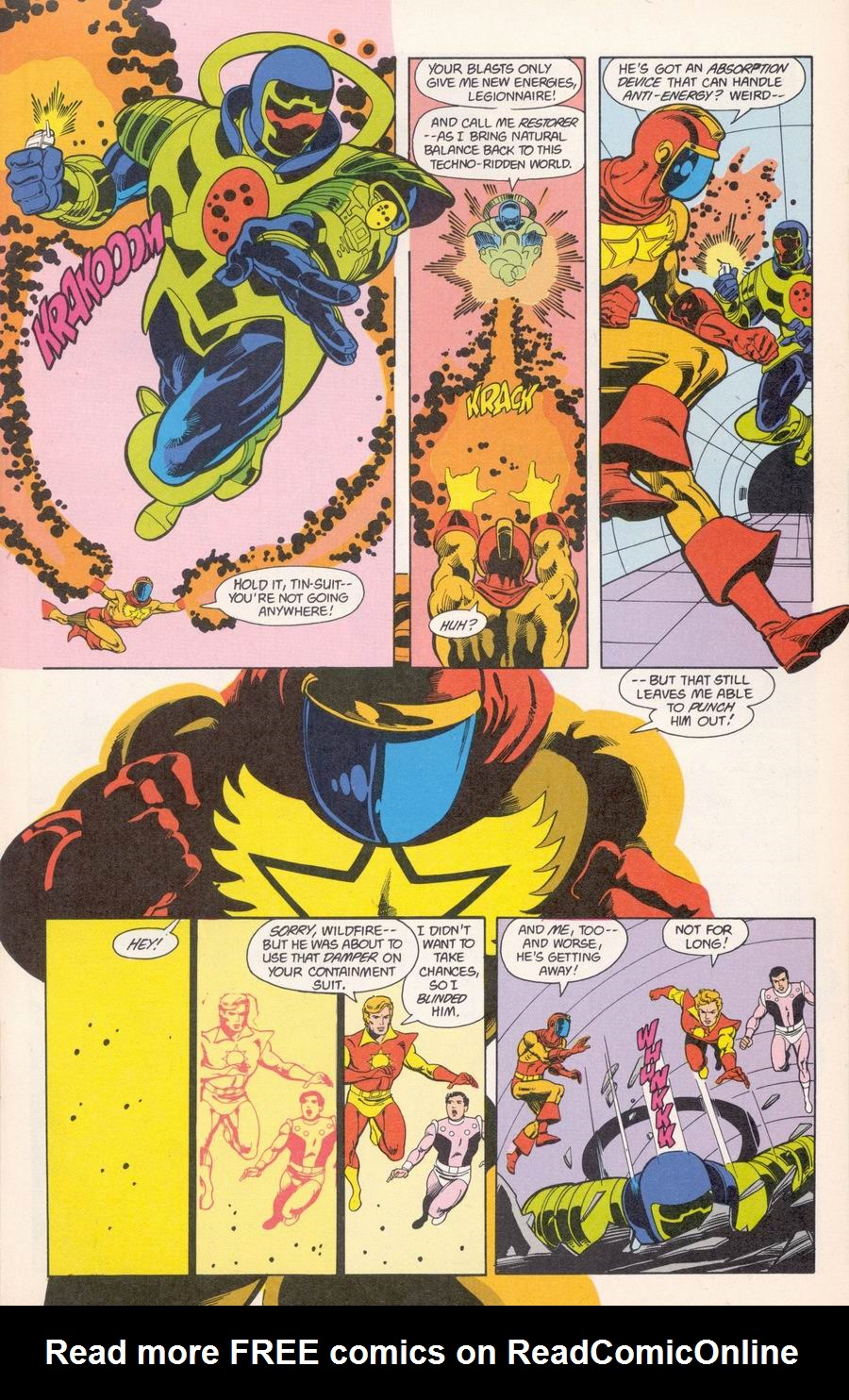 Tales of the Legion Issue #347 #34 - English 10