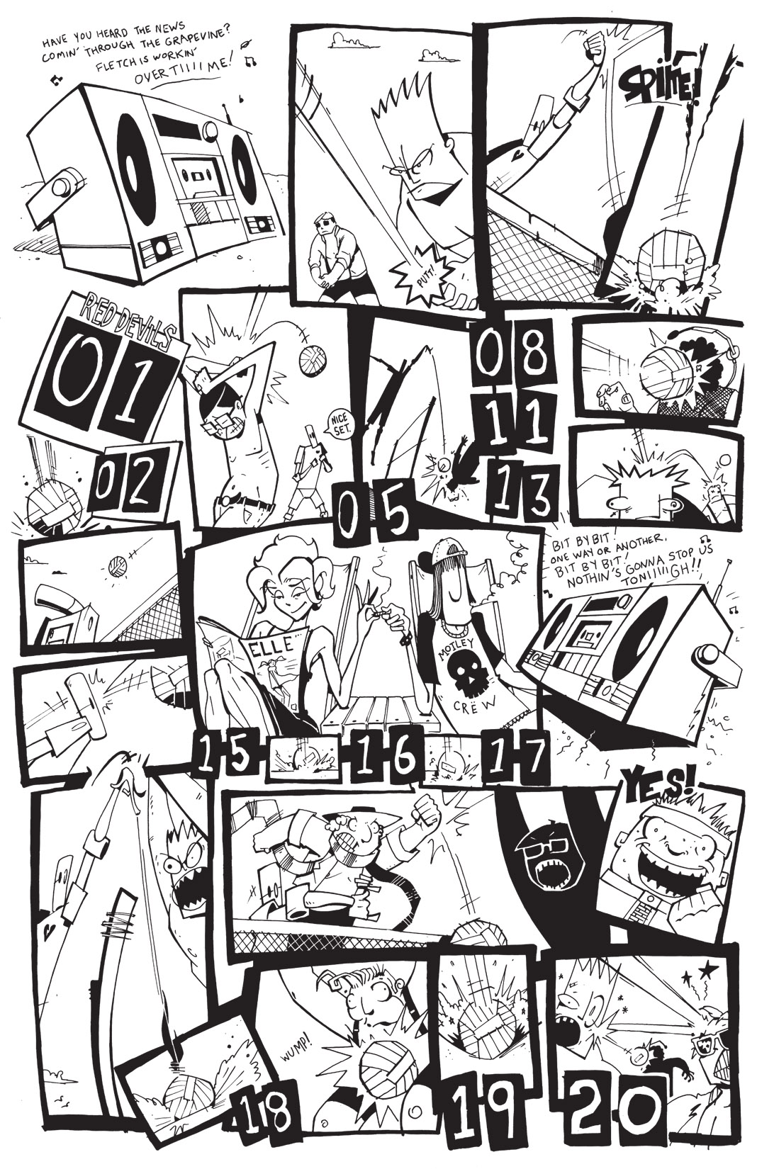 Read online Scud: The Disposable Assassin: The Whole Shebang comic -  Issue # TPB (Part 3) - 107