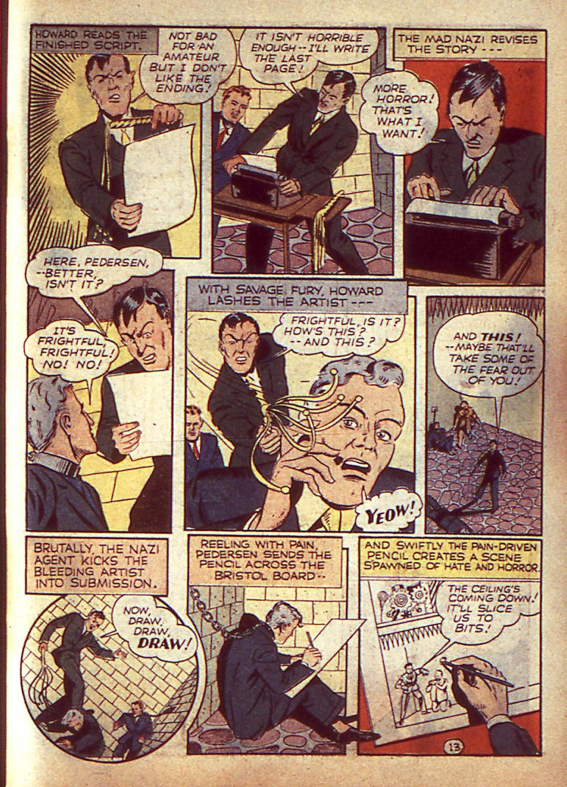 Sub-Mariner Comics Issue #3 #3 - English 60