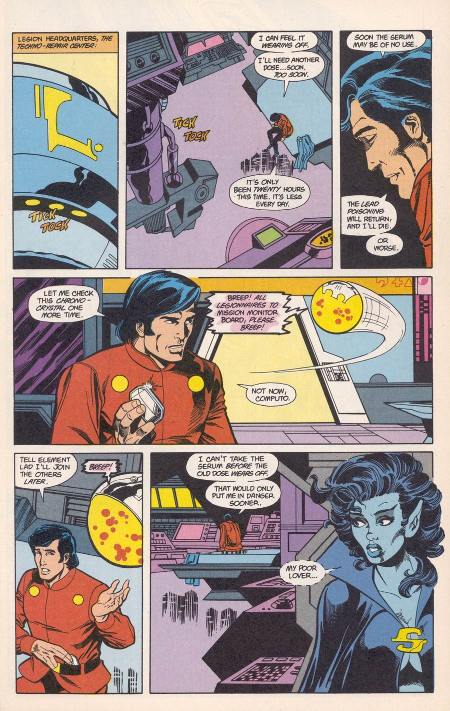 Tales of the Legion Issue #347 #34 - English 12